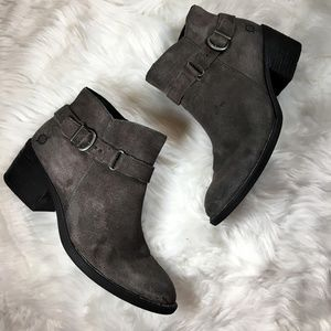 Born  Ankle Bootie With Buckle